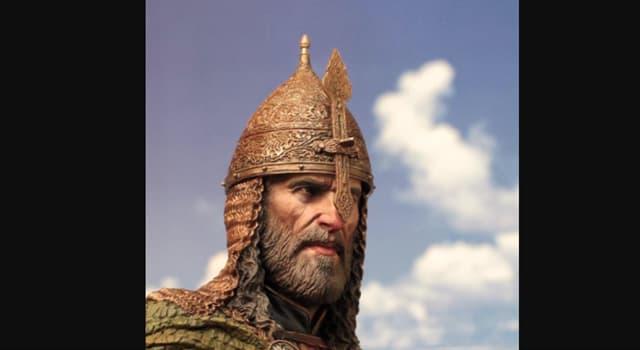 Historia Pregunta Trivia: ¿Qué países gobernó el Sultán Ayubí Saladino?