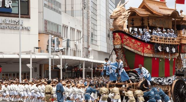 Cultura Pregunta Trivia: ¿Qué palabra japonesa designa un festival o día festivo?