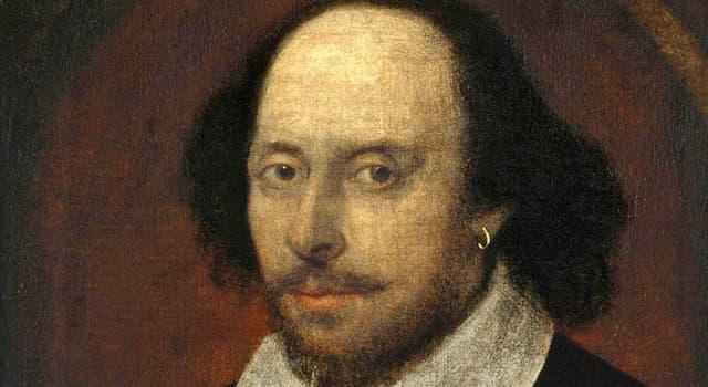 Cultura Pregunta Trivia: ¿Qué personaje aparece en tres obras de William Shakespeare?