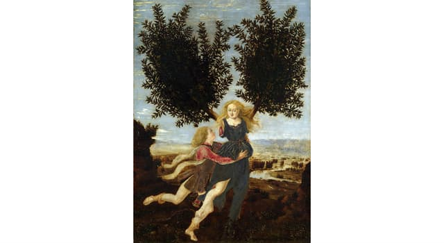 Cultura Pregunta Trivia: ¿Qué personajes de la mitología griega están representados en esta pintura renacentista?