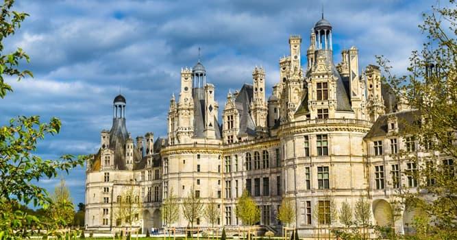Historia Pregunta Trivia: ¿Qué rey dispuso la construcción del Castillo de Chambord?