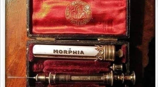 Сiencia Pregunta Trivia: ¿Quién aisló por primera vez la morfina?