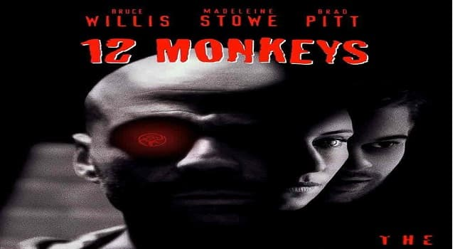 """Películas Pregunta Trivia: ¿Quién dirigió la pelicula """"12 monos""""?"""