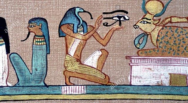 Cultura Pregunta Trivia: ¿Quién era el dios de la sabiduría del antiguo Egipto?