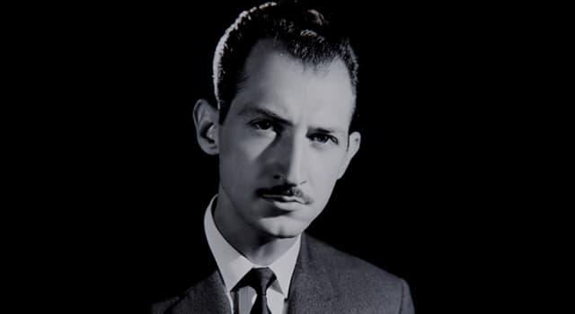 Películas Pregunta Trivia: ¿Quién es considerado el maestro del terror en el cine mexicano?