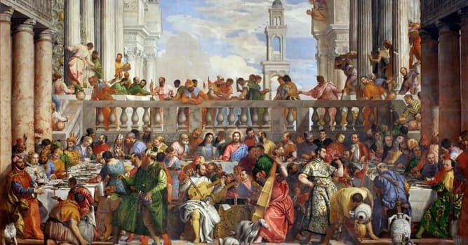 """Cultura Pregunta Trivia: ¿Quién es el autor de la obra """"Las Bodas de Caná"""" que aparece en la imagen?"""