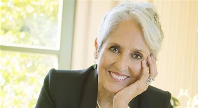 Cultura Pregunta Trivia: ¿Quién es Joan Chandos Baez?