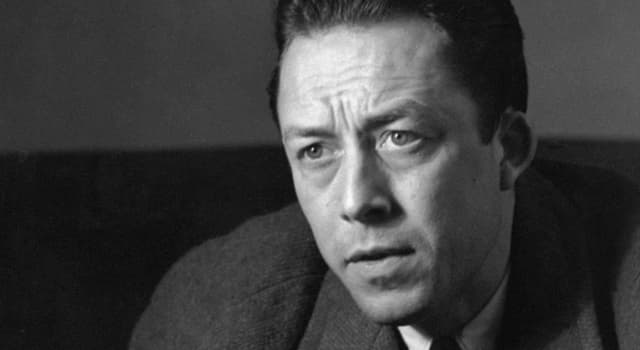 Cultura Pregunta Trivia: ¿Quién fue Albert Camus?