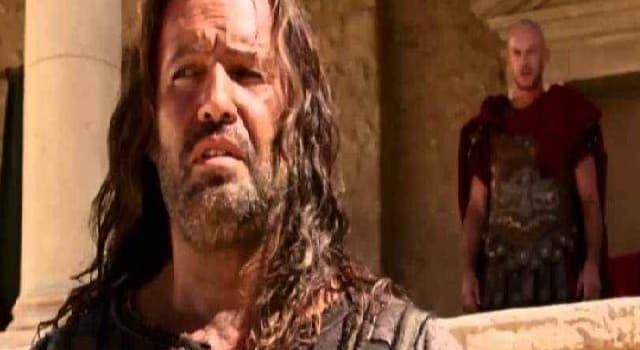 Historia Pregunta Trivia: ¿Quién fue Barrabás?