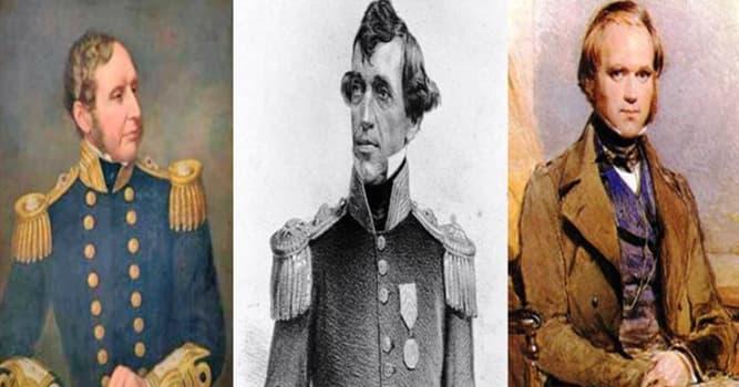 Historia Pregunta Trivia: ¿Quién fue el comandante del HMS Beagle durante el famoso viaje de Charles Darwin alrededor del mundo?