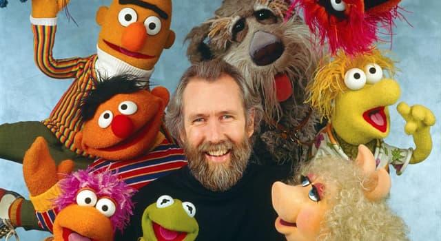 Películas Pregunta Trivia: ¿Quién fue el creador de los Muppets?