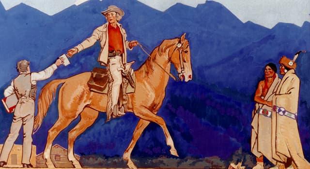 Historia Pregunta Trivia: ¿Quién fue el mítico jinete del servicio postal conocido como Pony Express?