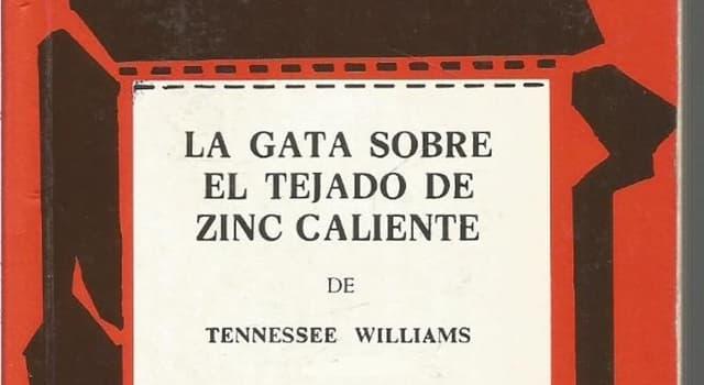 """Películas Pregunta Trivia: ¿Quién fue el protagonista de la película """"La gata sobre el tejado de zinc caliente""""?"""