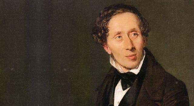 Cultura Pregunta Trivia: ¿Quién fue Hans Christian Andersen?