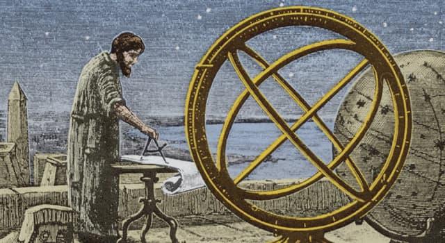 Historia Pregunta Trivia: ¿Quién fue Hiparco de Nicea?