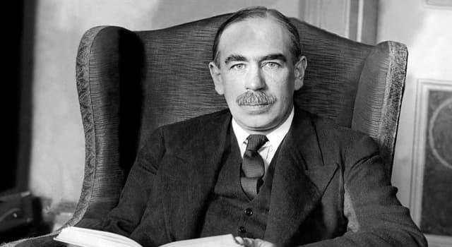 Historia Pregunta Trivia: ¿Quién fue John Maynard Keynes?