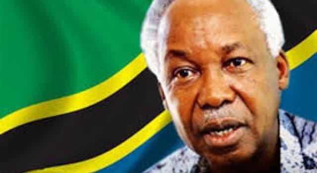 Historia Pregunta Trivia: ¿Quién fue Julius Nyerere?