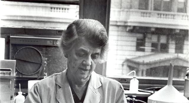 Cultura Pregunta Trivia: ¿Quién fue Rebecca Craighill Lancerfield?