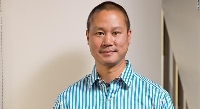 Sociedad Pregunta Trivia: ¿Quién fue Tony Hsieh?