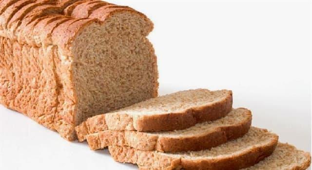 Cultura Pregunta Trivia: ¿Quién inventó el pan de molde?