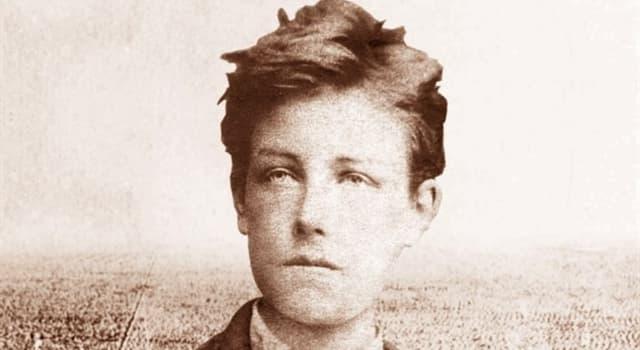 Cultura Pregunta Trivia: ¿Quién le disparó a Arthur Rimbaud?