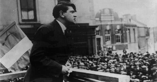 Historia Pregunta Trivia: ¿Quién lideró el Levantamiento de Pascua en Irlanda en 1916?
