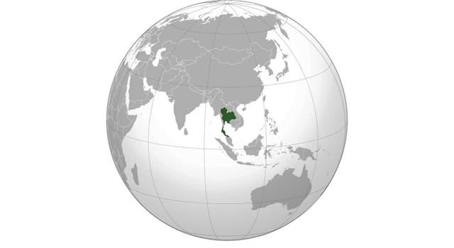 Geografía Pregunta Trivia: ¿Cuál de estos países limita con Tailandia?