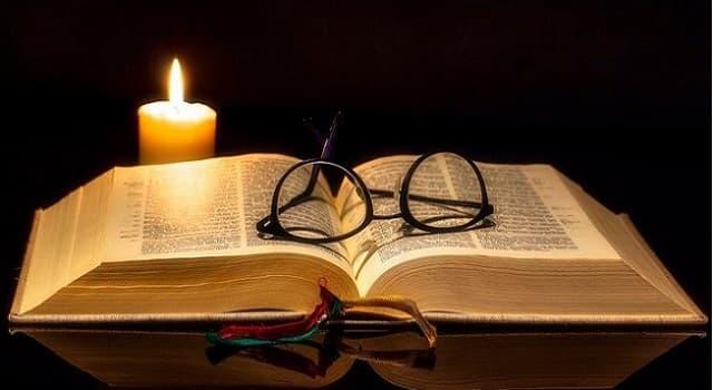 Cultura Pregunta Trivia: Según la Biblia en el Libro a los Hebreos ¿Quién es el autor y consumador de la fe?