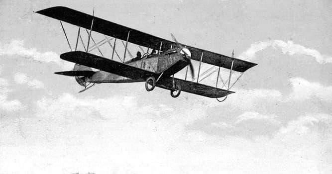 Historia Pregunta Trivia: ¿Sobre qué lugar John Alcock y Arthur Brown llevaron a cabo el primer vuelo sin escalas en 1919?