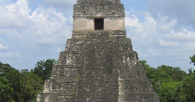 Historia Pregunta Trivia: ¿Dónde están las ruinas de la antigua ciudad de Tikal?
