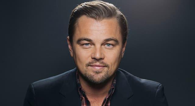 Películas Pregunta Trivia: ¿En cuál de estas películas Leonardo di Caprio no es la estrella principal?