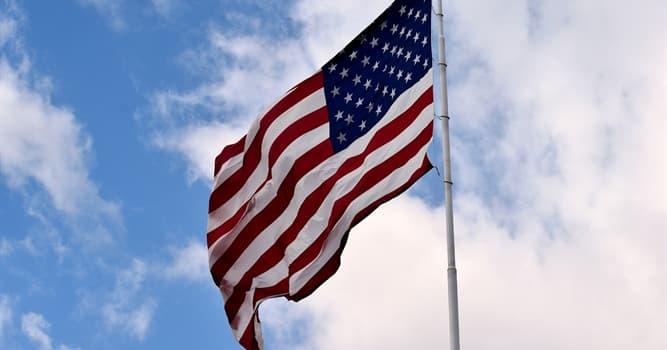 Cultura Pregunta Trivia: ¿Qué representan las franjas de la bandera de Estados Unidos?