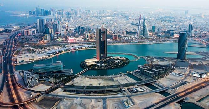 Sociedad Pregunta Trivia: ¿Cuál es la principal exportación de Baréin?