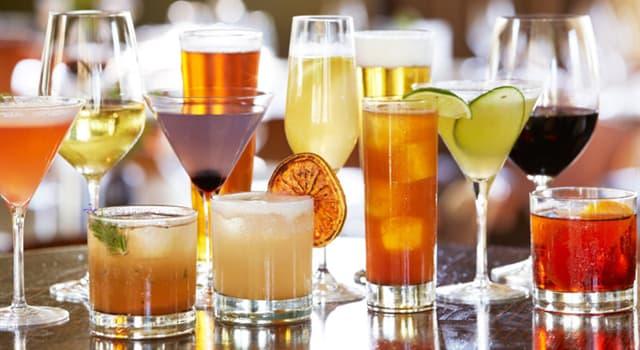 Cultura Pregunta Trivia: ¿Qué clase de bebida es el Negroni?