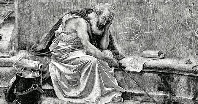 Historia Pregunta Trivia: ¿De qué nacionalidad era Arquímedes?