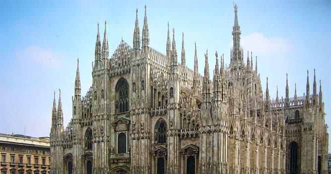 Cultura Pregunta Trivia: ¿Dónde surgió el arte gótico en el siglo XII?