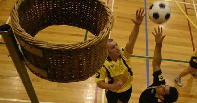 Deporte Pregunta Trivia: ¿Cuál de estos es un deporte inventado en los Países Bajos similar al baloncesto y al netball?