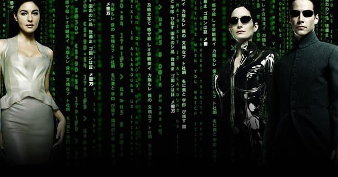"""Películas Pregunta Trivia: ¿Cómo se llama la secuela de la película """"Matrix""""?"""