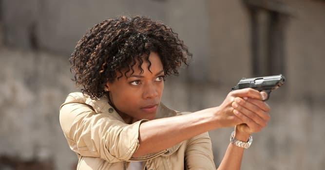 Películas Pregunta Trivia: ¿Quién es la señorita Moneypenny en la las películas de James Bond?