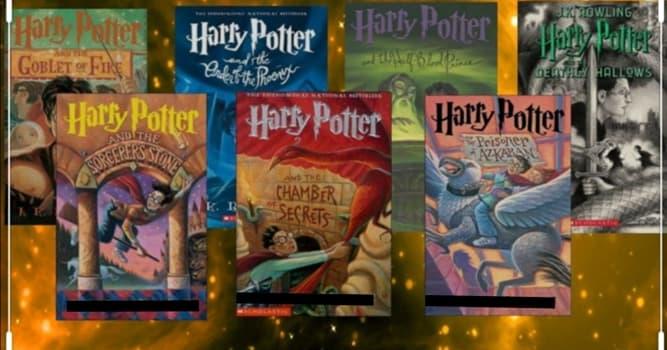 Cultura Pregunta Trivia: ¿Quién es la autora de la serie de libros de Harry Potter?