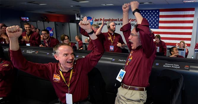 """Сiencia Pregunta Trivia: ¿A que denomina la NASA como """"Los siete minutos de terror""""?"""