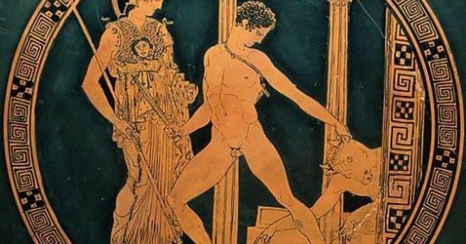 Cultura Pregunta Trivia: ¿A quién le dió Ariadna el hilo de oro para salir del laberinto, según la mitología griega?