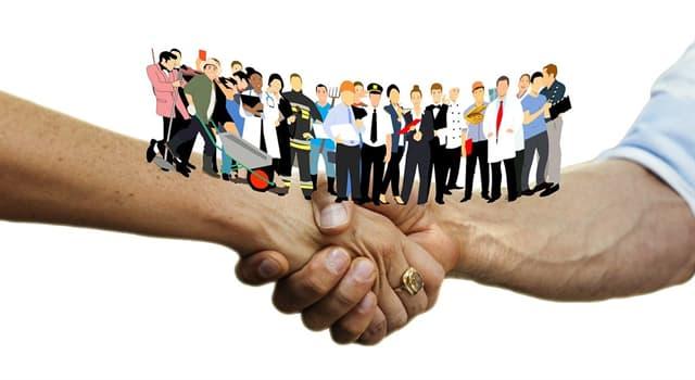 """Sociedad Pregunta Trivia: ¿Qué significa """"colaboración""""?"""