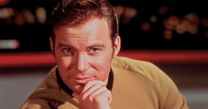 """Filmy Pytanie-Ciekawostka: Co oznacza litera """"T"""" w imieniu kapitana Star Trek Jamesa T. Kirka?"""