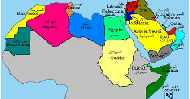 Historia Pregunta Trivia: ¿Cómo se llama la ideología política que propone que todos los pueblos árabes conformen una única nación?