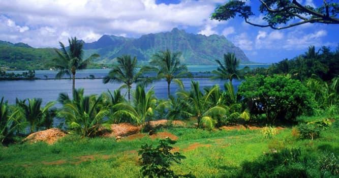 Geografía Pregunta Trivia: ¿Cómo se llama la isla prohibida de Hawái?