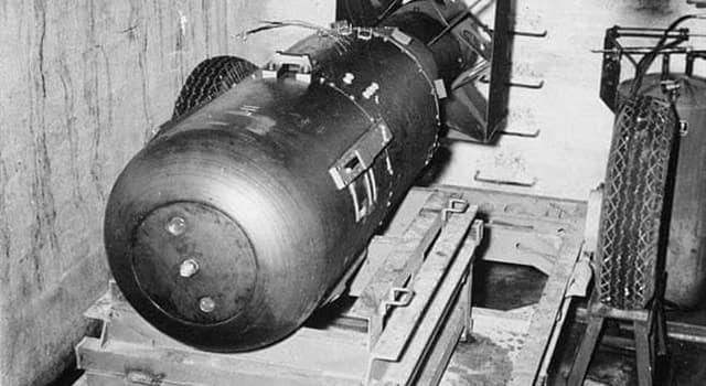 Historia Pregunta Trivia: ¿Con qué nombre fue bautizada la bomba que destruyó Hiroshima el 6 de agosto de 1945?