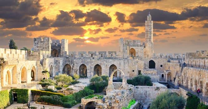 Cultura Pregunta Trivia: ¿Cuál es el idioma oficial de Israel?