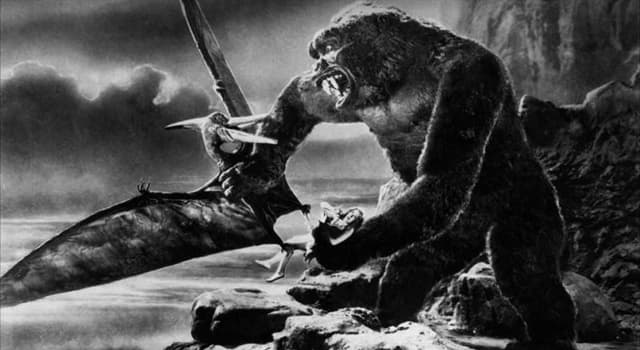 "Películas Pregunta Trivia: ¿Cuál es el nombre del protagonista de la película ""King Kong"" de 1933?"