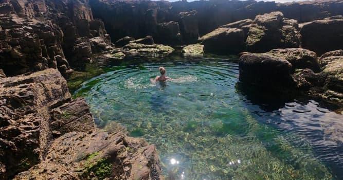 Geografía Pregunta Trivia: ¿Cuál es la única localidad de Argentina dedicada a la recolección de algas marinas y cría de mejillones?